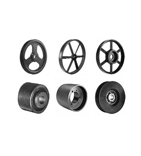 flat belt pulleys manufacturers in india